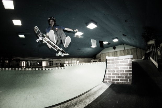 Andy Anderson Bigspin Melon BW BYP