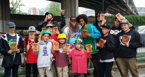 Hippie Mike's Super Tour 2015 – Vancouver Skate Plaza