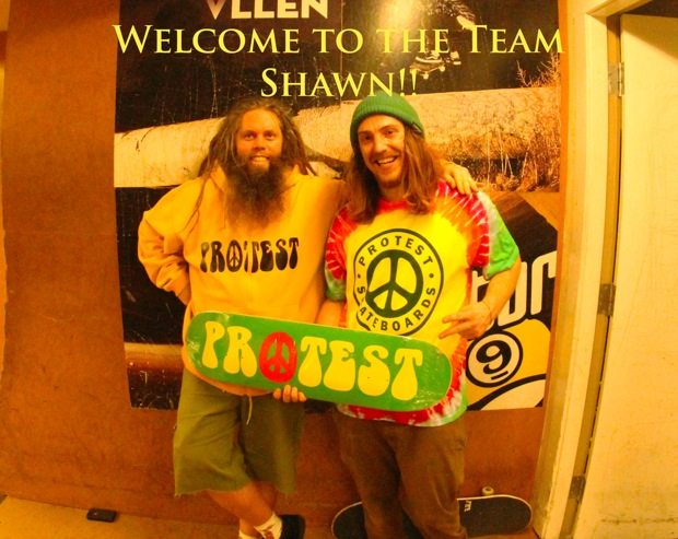 Welcome to Protest - Shawn Rowbottom
